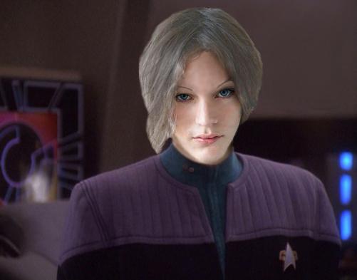 Lieutenant Eiri Ashshy Ph.D