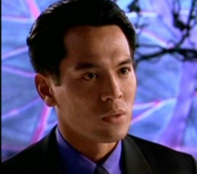 Lieutenant John Sandoval