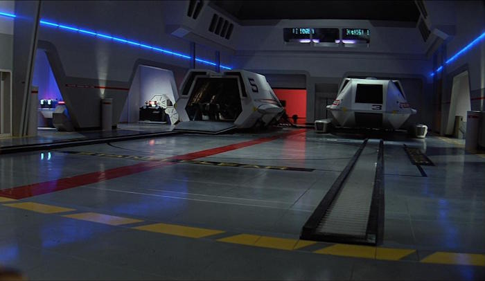 Shuttle Bays